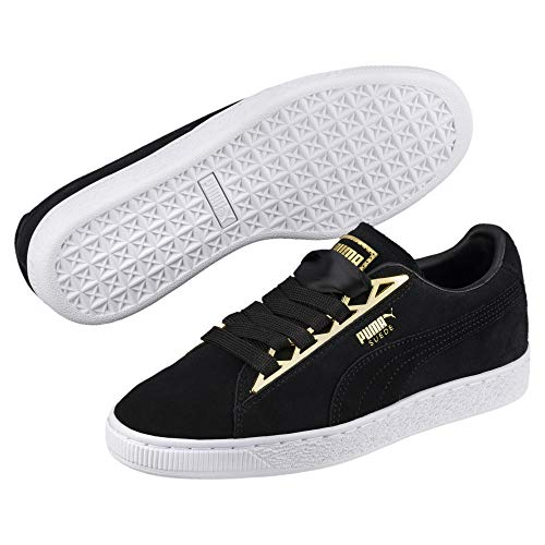 Damen Sneaker Puma Suede Jewel Metalic Sneakers