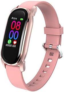 Pulsera Actividad Inteligente,Zeerkeer Reloj Inteligente con Pulsómetro Impermeable IP68 Monitor de Sueño Contador de Calorías Reloj Salud Pulsera Deportiva para Mujeres Hombres