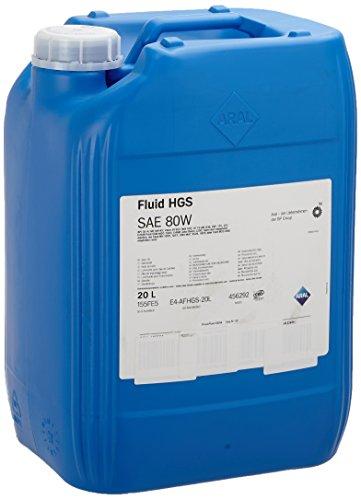 ARAL 155FE5 Hydraulik- und Getriebeöl Fluid HGS 20L