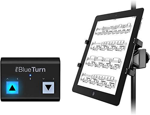 Ik Multimedia CB-BTXP-HCD-IN Tablet Page Turner Bundle