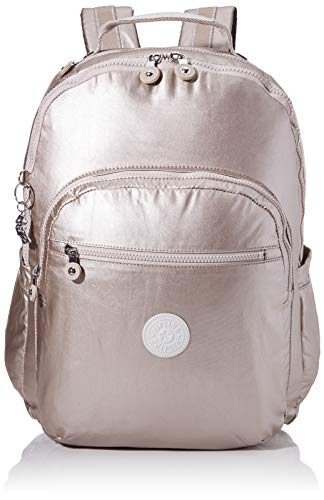 Kipling SEOUL XL LUGGAGE, 33 liters, Silber ( Metallic Glow )