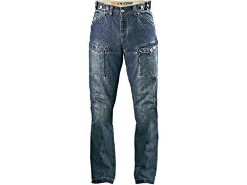Ixon Sawyer, textielbroek X-Large blauw-stonewashed