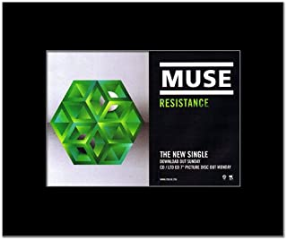 Best muse poster the resistance Reviews