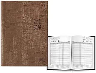 Libro de reservas 2020 2D/P