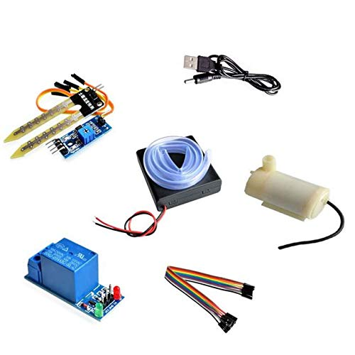 Arduino Kit Riego Marca Mechatronics-Pro