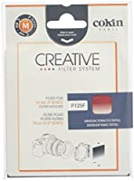 Cokin 角型レンズフィルター P125F ハーフグラデーション フルタバコ 2 84×100mm 色彩効果用 001624