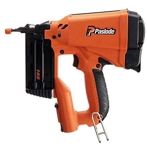 Paslode, Cordless Brad Nailer, 918100, 18 Gauge, Battery and Fuel Cell Powered, No Compressor Needed