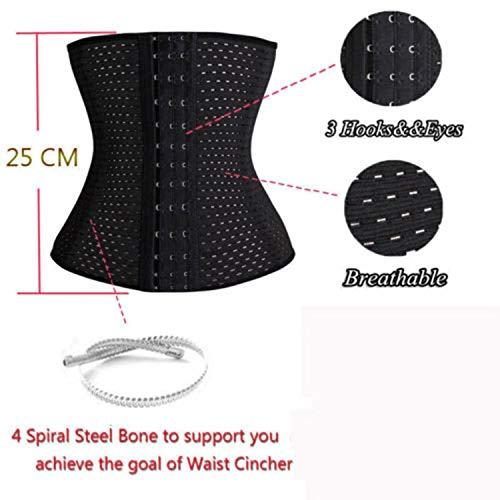Dear Diary Store Taille Trainer Model Strap Ondergoed Body Shaper Onderborst Korset Shapewear Slimmerbelt Taille Cincher
