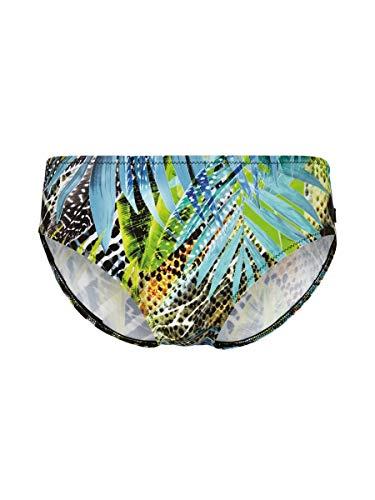 Felina Bikini Slip 5282299 Green Fig Black Jungle 46
