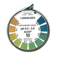 メルク メルクpH試験紙 ロールタイプ 酸性域0.5~5 1個 1.09560.0002