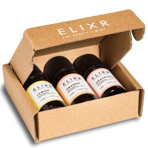 ELIXR Öle Set Zitrone Bild