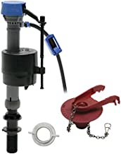Fluidmaster 402CARHRP14 PerforMAX Universal High Performance Toilet Fill Valve and Flapper Repair Kit, for 2-Inch Flush Valve Toilets
