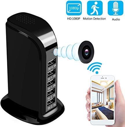 Spy Camera WiFi 1080P HD - Hidden Camera Wireless