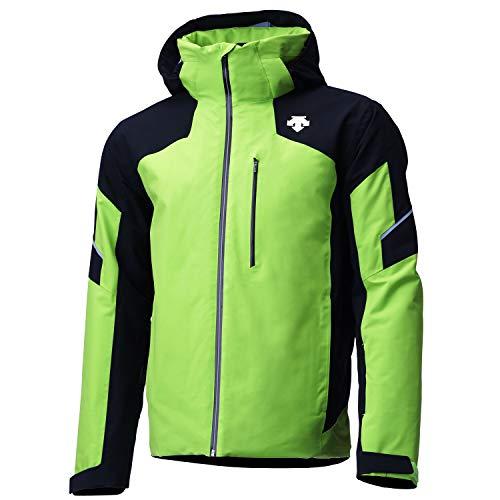 DESCENTE Slade Jacket Herren Skijacke grün schwarz (56)