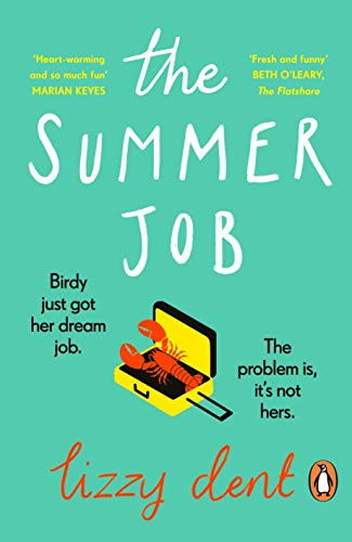The Summer Job: The most feel-good romcom of 2021 soon to be a TV series by [Lizzy Dent]