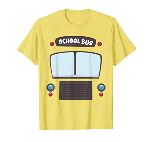 Funny School Bus T-Shirt funny school bus driver shirt T-Shirt