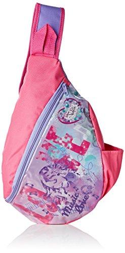 Disney Violetta Tasche 39cm Rucksack Umhängetasche Schultertasche