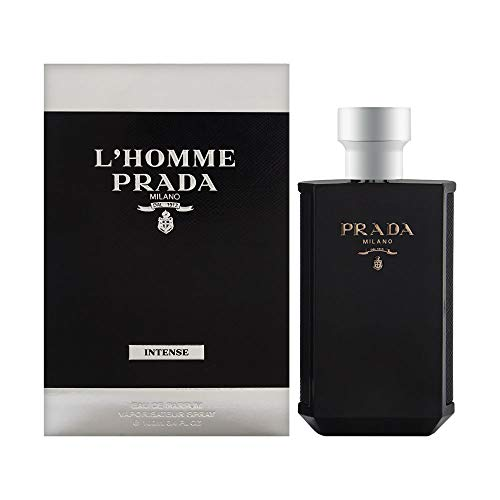 Prada Prada L'Homme Intense Eau De Parfum Spray 100ml