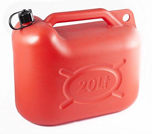 Start Kanister aus Kunststoff 20LT.Gepr Wartung und Notfall Auto