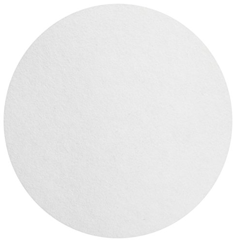 Whatman 1442-090 Quantitative Filter Paper Circles, 2.5 Micron, Grade 42, 90mm Diameter (Pack of 100)