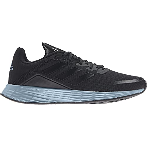 adidas Duramo SL, Zapatillas de Running Mujer, Core Black Core Black Vision Met, 40 EU