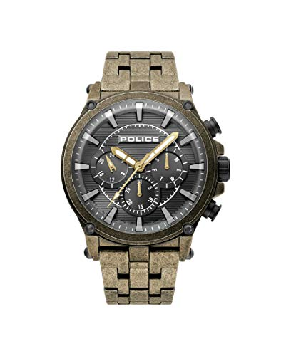 Police Reloj de Vestir PL15920JSQG.61M