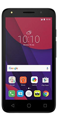 Alcatel Pixi 4 - Smartphone de 5' (DobleSim, WiFi, Quad Core 1.3 GHz, Memoria Interna de 8 GB, 1 GB de RAM