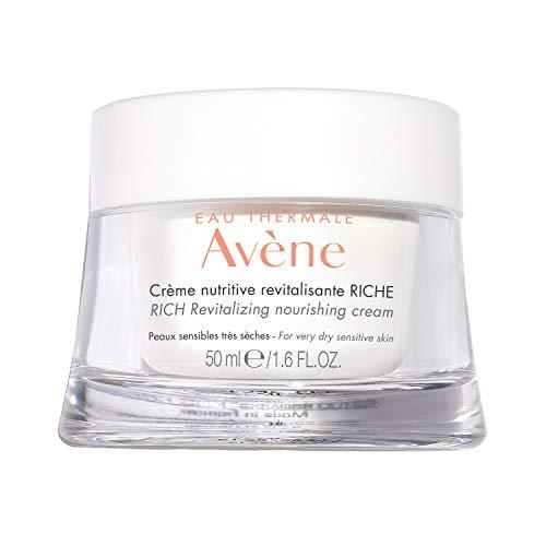 Avene Crema nutritiva revitalizante para pieles sensibles, 50 ml
