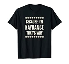 Let someone with this first name know you are on their team by getting them this awesome top, customized to their very own name! | The Cutest Gift for Men Women or Kids (Youth)! | Hi My Name Is - Personalized Designs on Graphic Clothing We Design Wit...