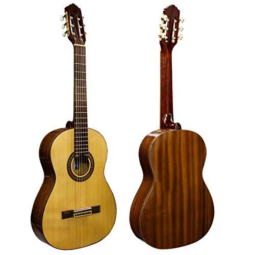 GUVNOR GCD714 klassieke Spaanse akoestische gitaar nylon snaren massief sparren Top