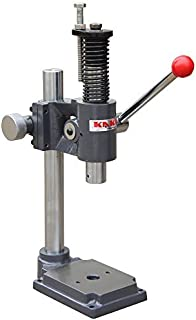 KAKA Industrial AP-2S Arbor Press, Adjust Press Height Jewelry Tools, Solid Construction, Easy Operation 2 Tons Arbor Press