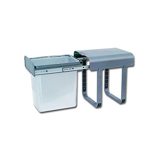 EKOTECH Cubo de basura Aladin, 16 litros, extensible, 1 pieza, 90134610