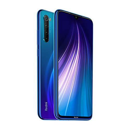 Xiaomi Redmi Note 8 Neptune Blue 6,3