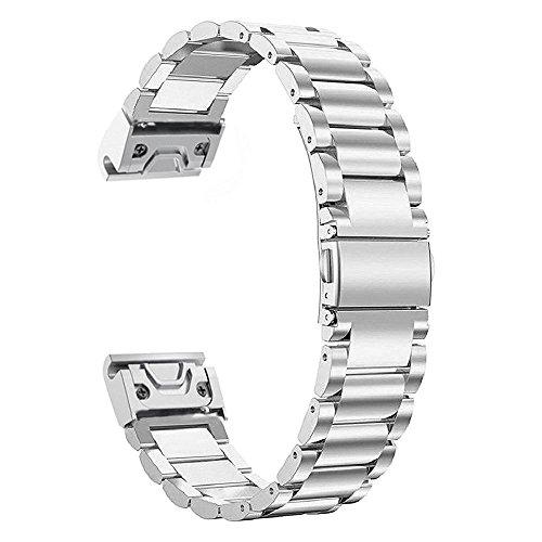 YOOSIDE Metal Stainless Steel Wristband
