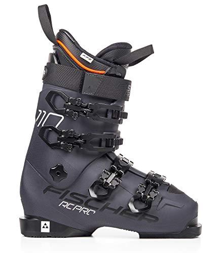 Fischer Herren RC Pro 110 Thermoshape Skischuhe (2019), Mondo Point Größe:27/27.5, anthrazit