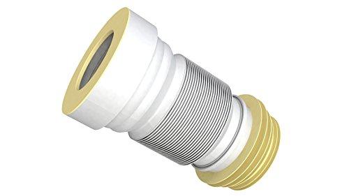 WC-Anschlusstück Universal DN90/110mm flexiebel Länge min.220mm max.570mm