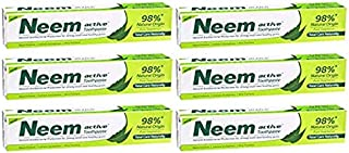 Neem Active Toothpaste- 200g X 6