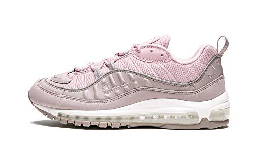 Nike Air Max 98 Mens Shoes Pumice/Pumice/Plum Chalk 640744-200 (9.5 D(M) US)