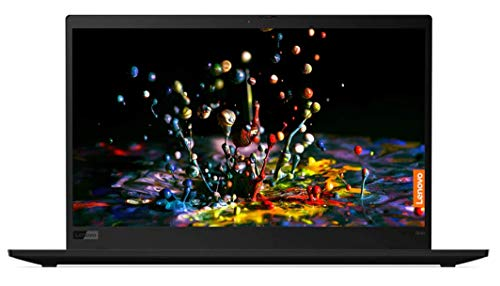 Latest_Lenovo ThinkPad X1 Carbon Gen 7 14' FHD IPS Anti-Glare 400 nits Display, 10th Generation Intel Core i5-10210U Processor, 8GB RAM, 256GB SSD, Fingerprint Reader, Backlit Keyboard, Window 10 Pro