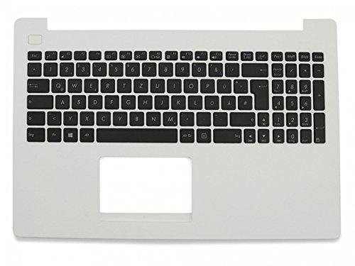 ASUS Tastatur inkl. Topcase DE (deutsch) schwarz/weiß Original 90NB0AC2-R31GE0 D553SA / F553SA / X553SA