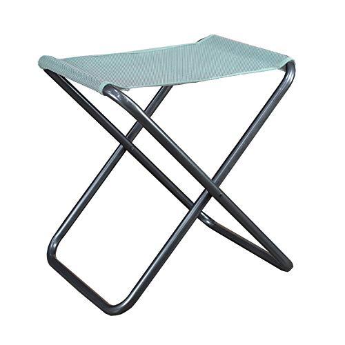 Westfield Kobold 2-in-1 faltbar Camping Hocker mit Abnehmbarer Tischplatte Mint Textil