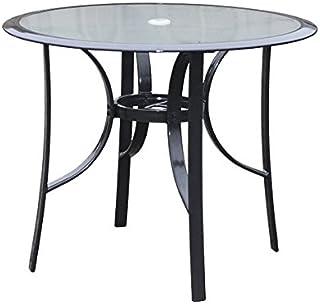 Amazon.es: mesa redonda: Jardín