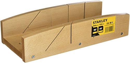 STANLEY 1-19-194 - Ingletadora de madera grande 350x122mm