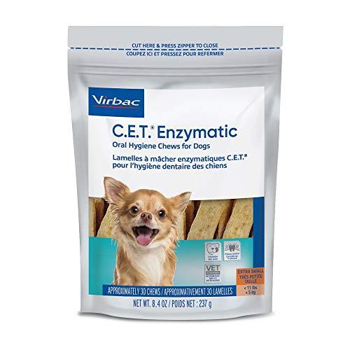 Virbac Enzymatic Dog Chews