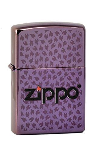Zippo Feuerzeug, Edelstahloptik