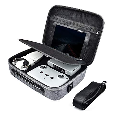 wangzhi Mavic Mini 2 Carrying Case Storage Shoulder Bag for DJI Mini 2/Mavic Mini Drone Accessories