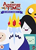 Adventure Time-Complete Seasons 1-5 (12 DVD) [Edizione: Regno Unito] [Import]