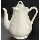 Queen's Plain Coffee Pot & Lid by Wedgwood | Replacements, Ltd.