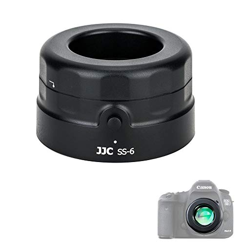 JJC 7x Camera Sensor Loupe Magnifier CCD CMOS Sensor Inspection Device Cleaning Tool for Canon Nikon Sony Fujifilm Panasonic Olympus DSLR Camera/Mirrorless Camera and More