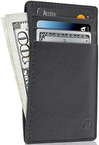 Image of Slim Minimalist Wallets For...: Bestviewsreviews
